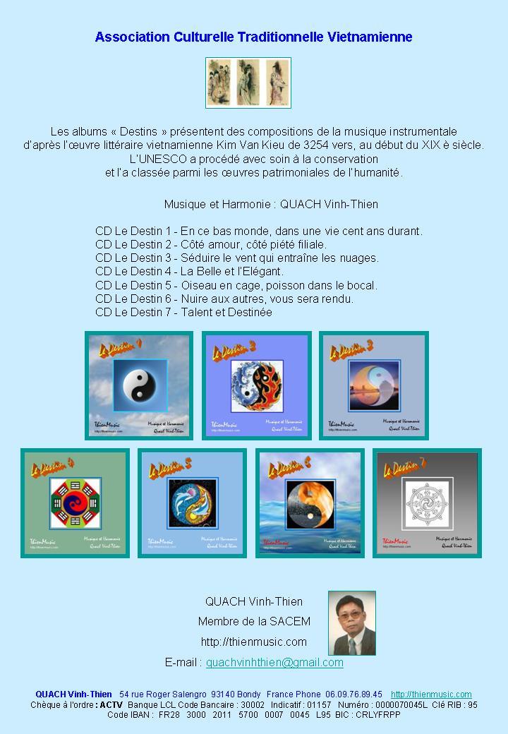 CD-LeDestin