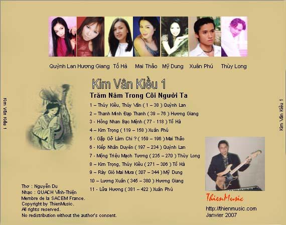 Kim Van Kieu 1 - Dos